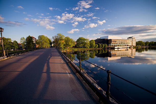 Rent a bike and discover Karlstad.