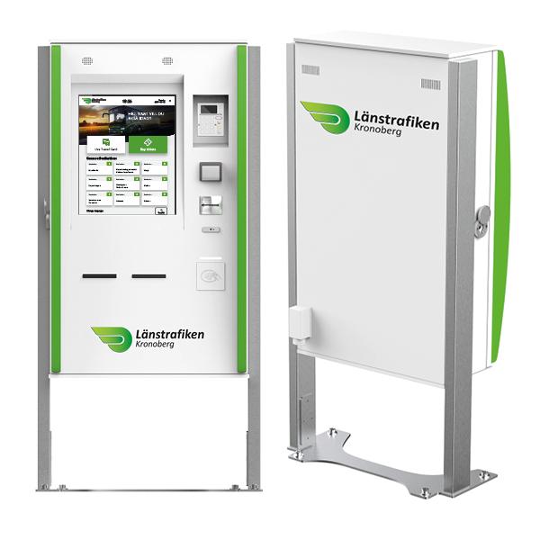Skiss på hur de nya automaterna ser ut