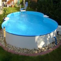 Attaformad Pool Clear Pool Mallorca Ovanmark