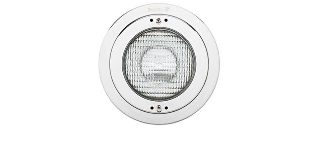 Pahlen Led poolbelysning vit