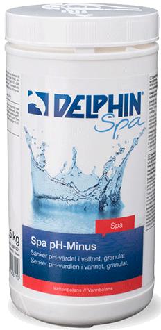Delphin pH-Minus 1,5 kg