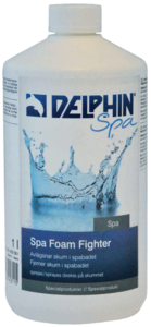 Delphin Spa Foam Fighter