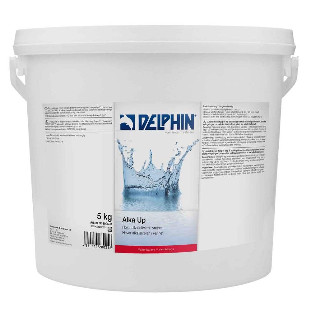 Delphin Pool Alkalinity Up 5 Kg