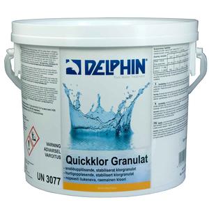 Delphin Pool Quickklor Granulat 3 Kg