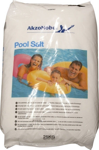 AkzoNobel Poolsalt 25 Kg