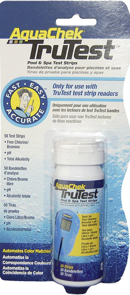 Teststickor till AquaCheck Trutester Blå