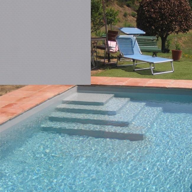 Grå liner pool