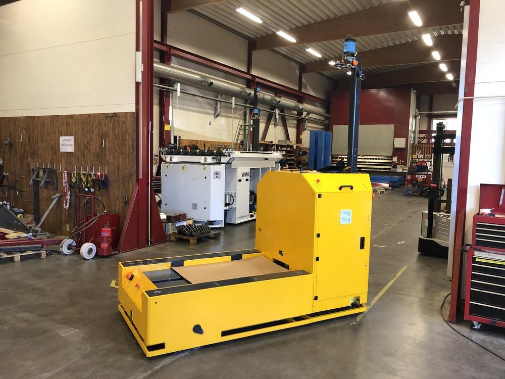 Platform Truck AGV 10 ton