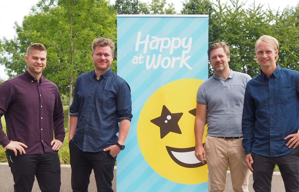Nytt samarbetsavtal med Happy at Work