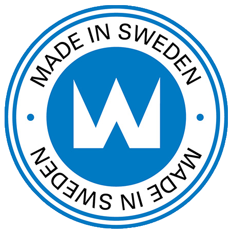 Wexiödisk: Made in Sweden