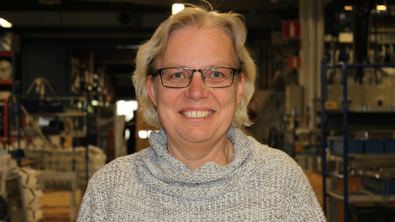 Monika Wintberg inköpare på Wexiödisk