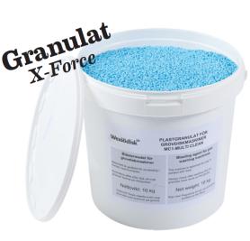 Blått Granulat X-Force