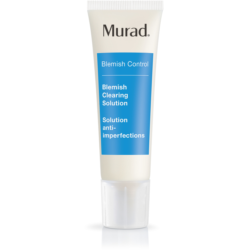 Blemish Control Blemish Clearing Solution