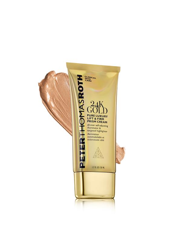24 K Gold Prism Cream