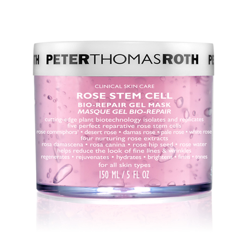 Rose Stem Cell Bio-Repair Gel Mask