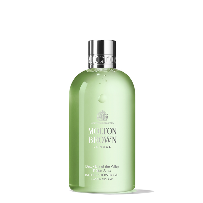 Dewy Lily of the Valley & Star Anise Bath & Shower Gel