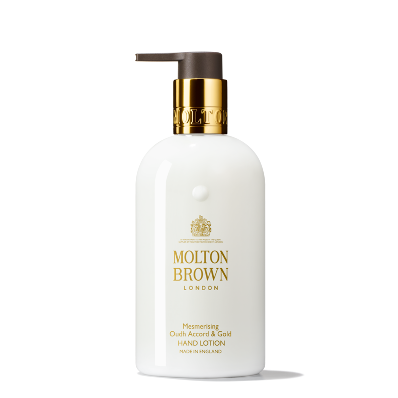 Mesmerising Oudh Accord & Gold Fine Liquid Hand Lotion