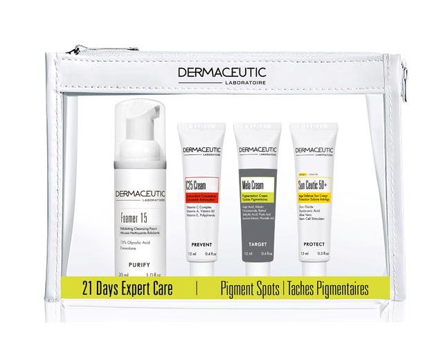 Pigment spots kit