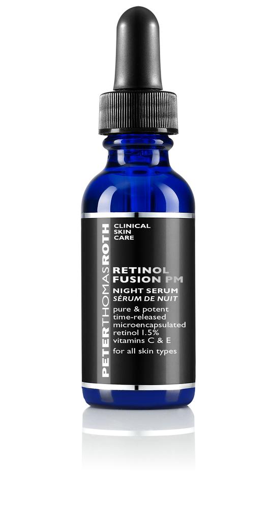 Retinol Fusion PM Night Serum