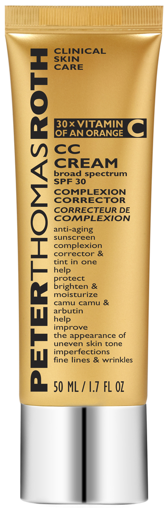 CC Cream Complexion Corrector SPF 30 Medium to Tan