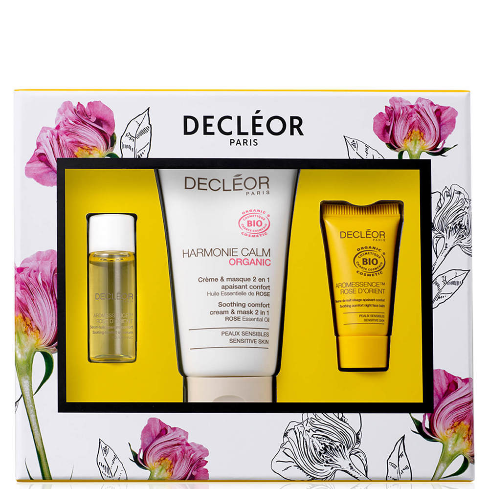 Decléor Certified Organic Soothing Box