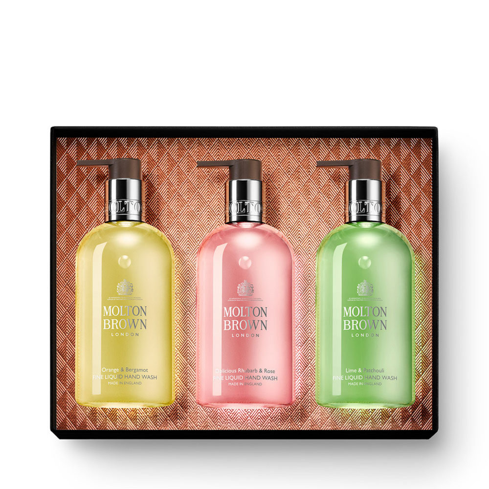 Citrus & Fruity Hand Gift Collection