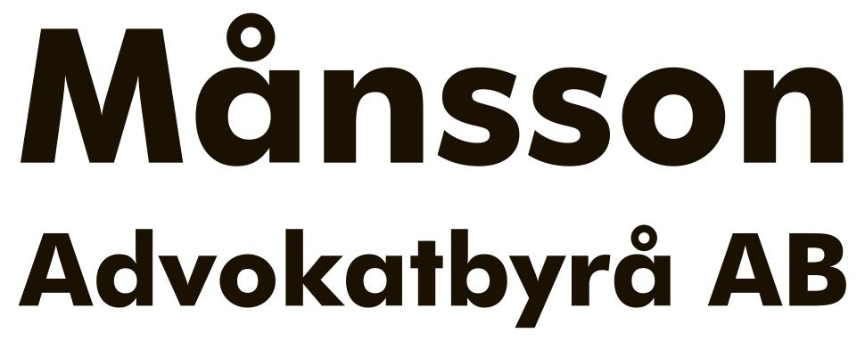Månsson Advokatbyrå