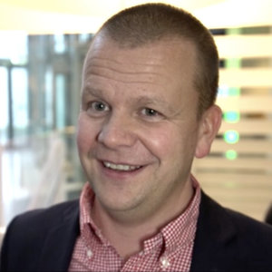 Petter Natås, Aker Solutions