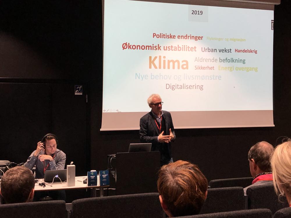 Sven Lunøe Pihl – Leder Forretningsutvikling, Bouvet