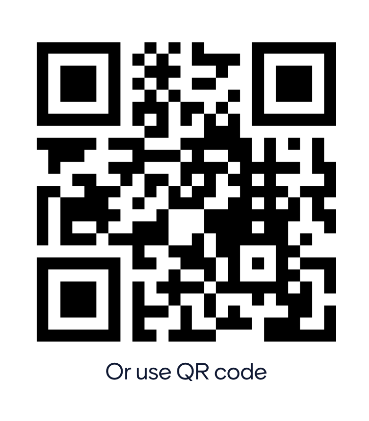QR code SBN Exhibitor question
