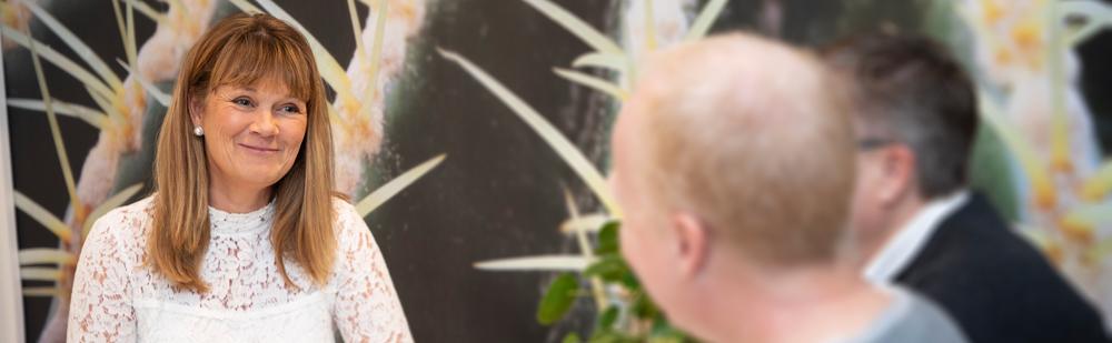 Annika berättar om hur det är att jobba som redovisningskonsult på Persson och Thorin
