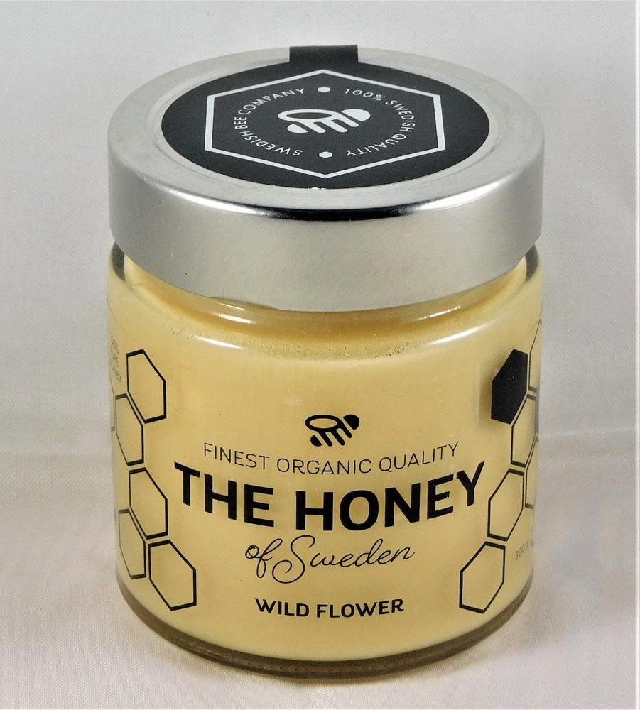 image of Svensk honung. KRAV-certifierad.