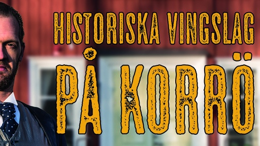 Historical Wingbeats at Korrö - Theatrical guided tours