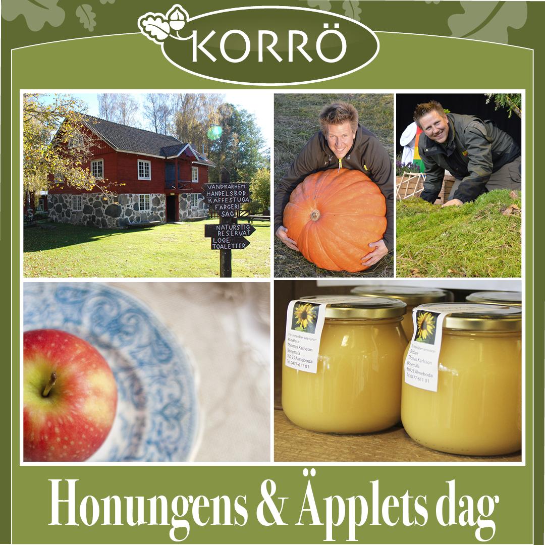 The Honey & Apple Day