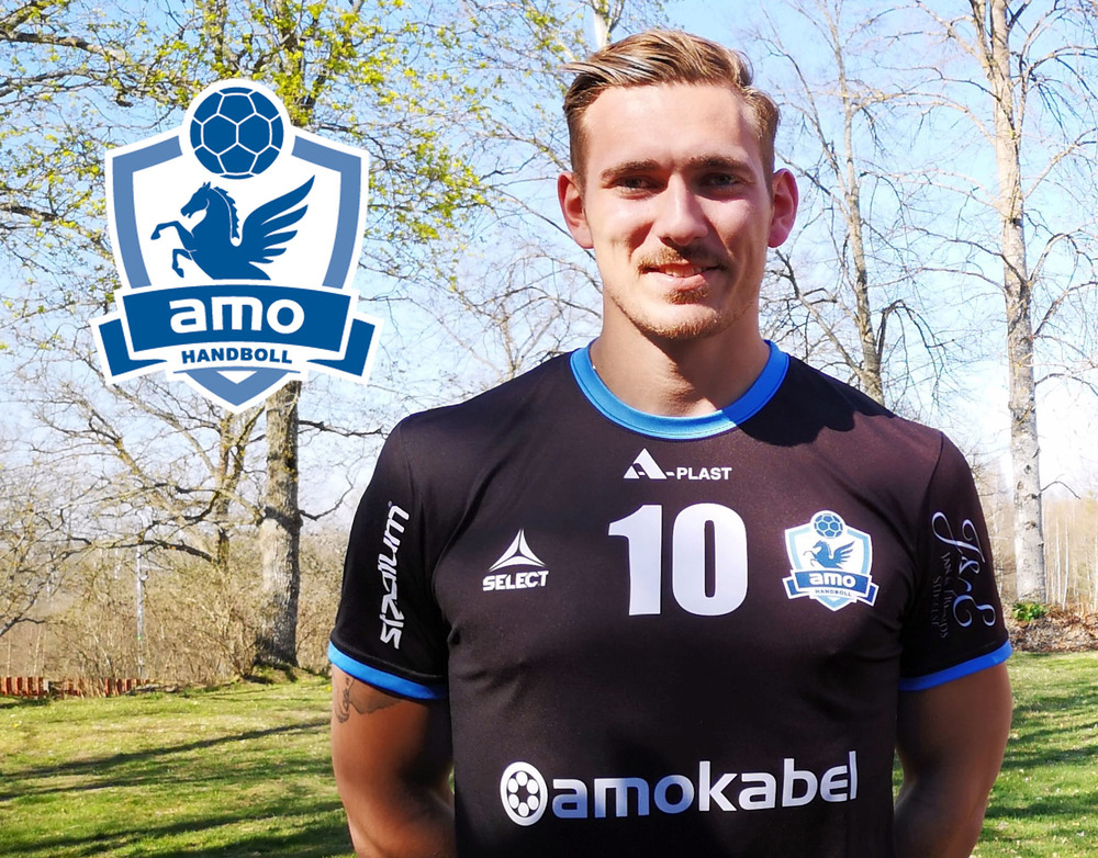 Skyttekung skriver tvåårs kontrakt med Amo