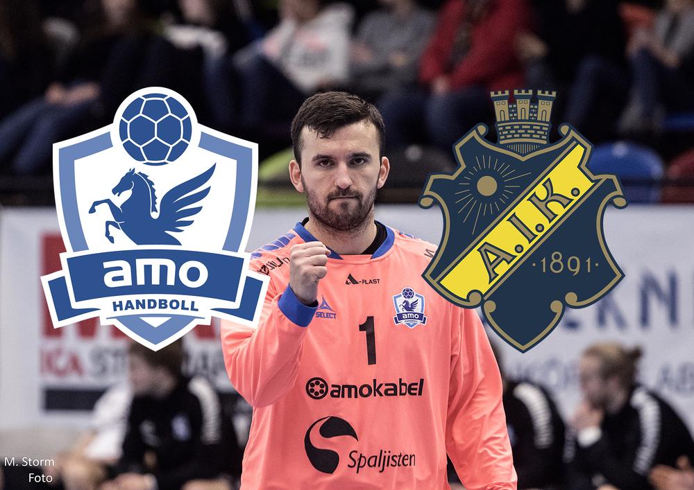 Spännande match på söndag när serietvåan AIK kommer på besök