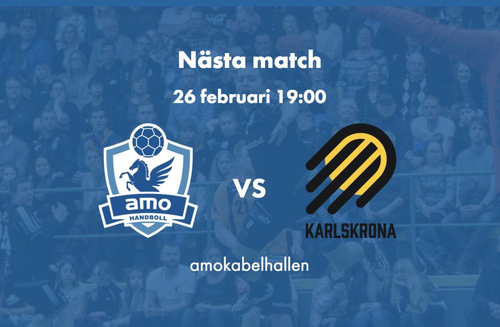 Derby mot HIF Karlskrona