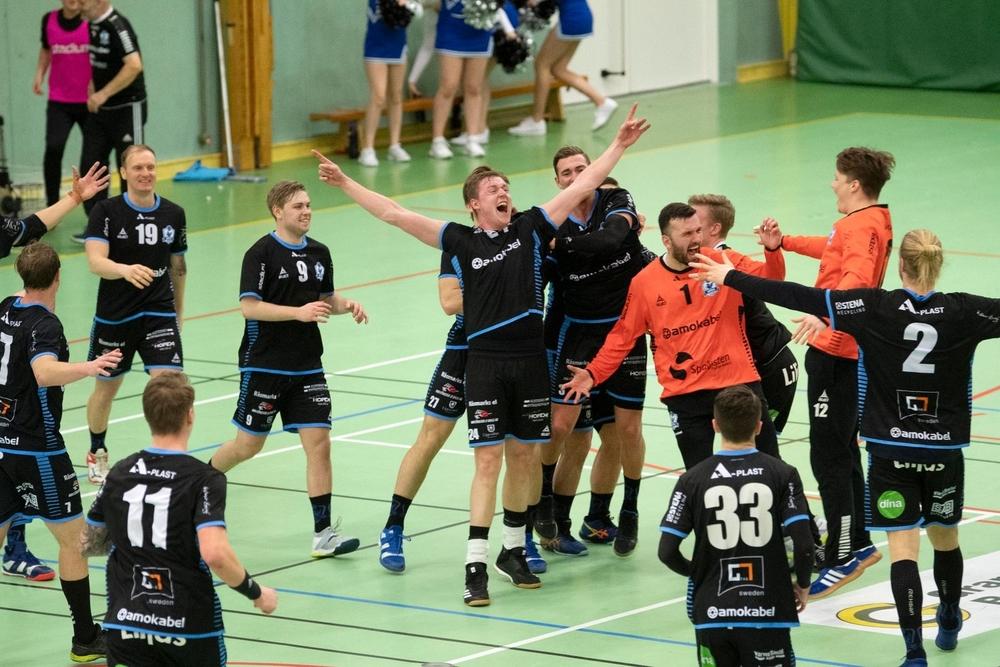 Vinst mot Hammarby med 32-27