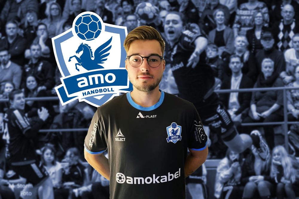 Amo HK välkomnar Victor Grevstad!