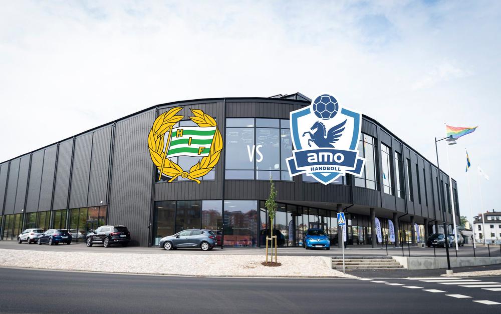 Träningsmatch mot Hammarby IF