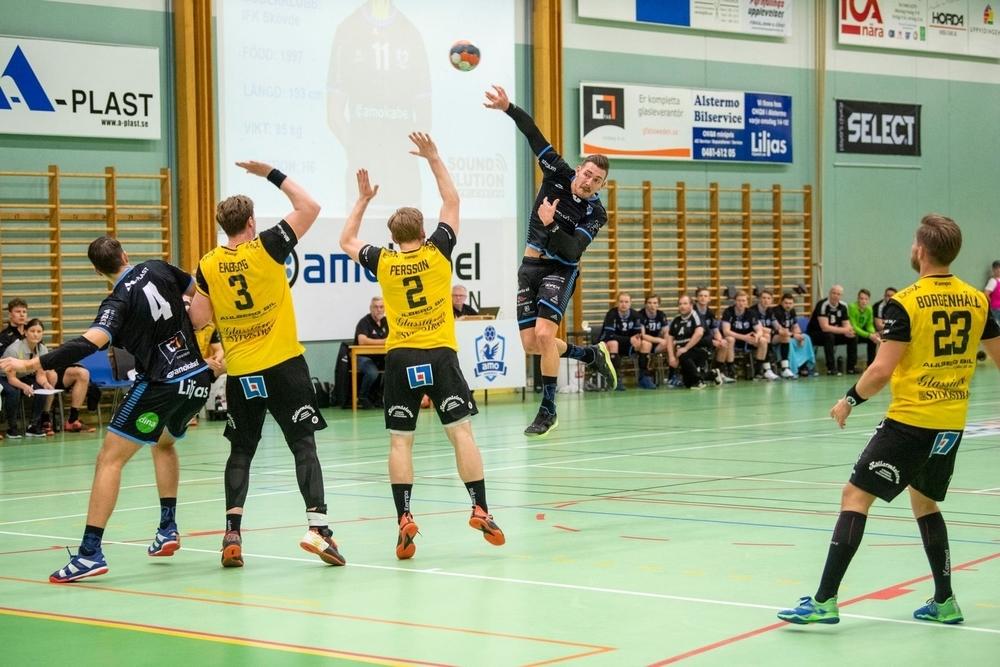 Hemmamatch mot HIF Karlskrona!