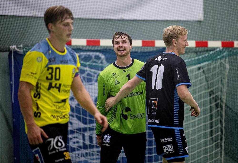 Hemmavinst mot HIF Karlskrona