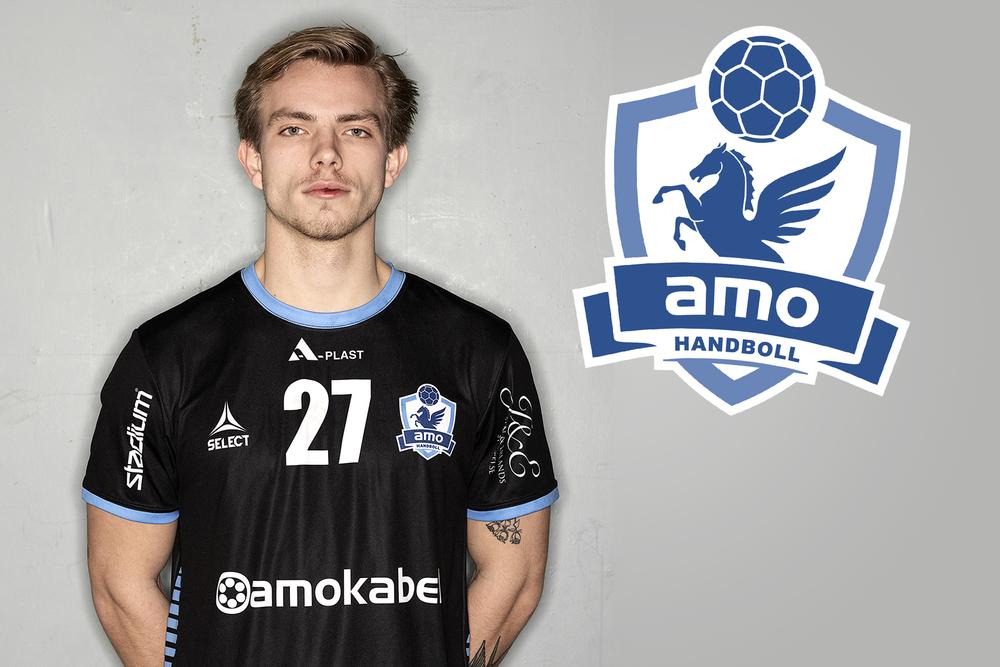 Anton Åkesson förstärker Amo HK!