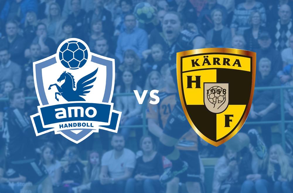 Match mot Kärra ikväll!