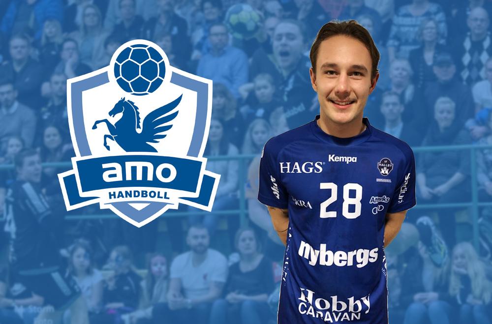 Felix Thyberg välkomnas till Amo HK!