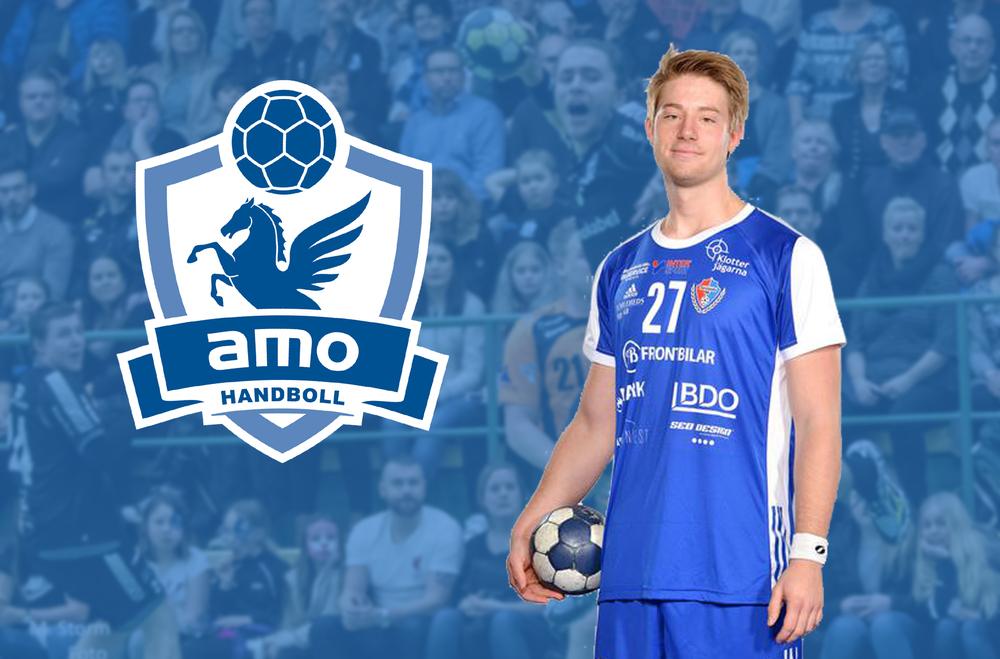 Amo HK skriver avtal med Hugo Stuivers!