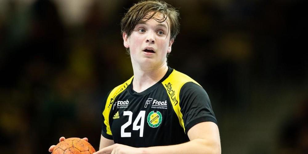 Ung, talangfull 9 metersspelare förstärker säsongen 21/22