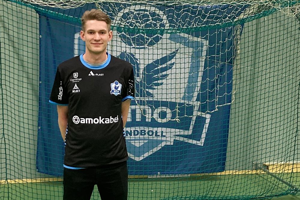 Amo HK värvar landslagsman från Finland