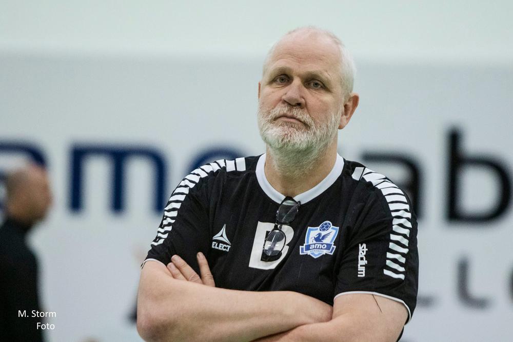 Tomas Lundberg fortsatt del av ledarteamet