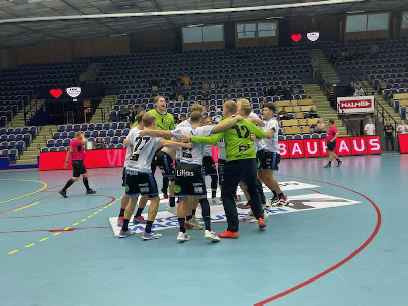 Stark prestation i Malmö